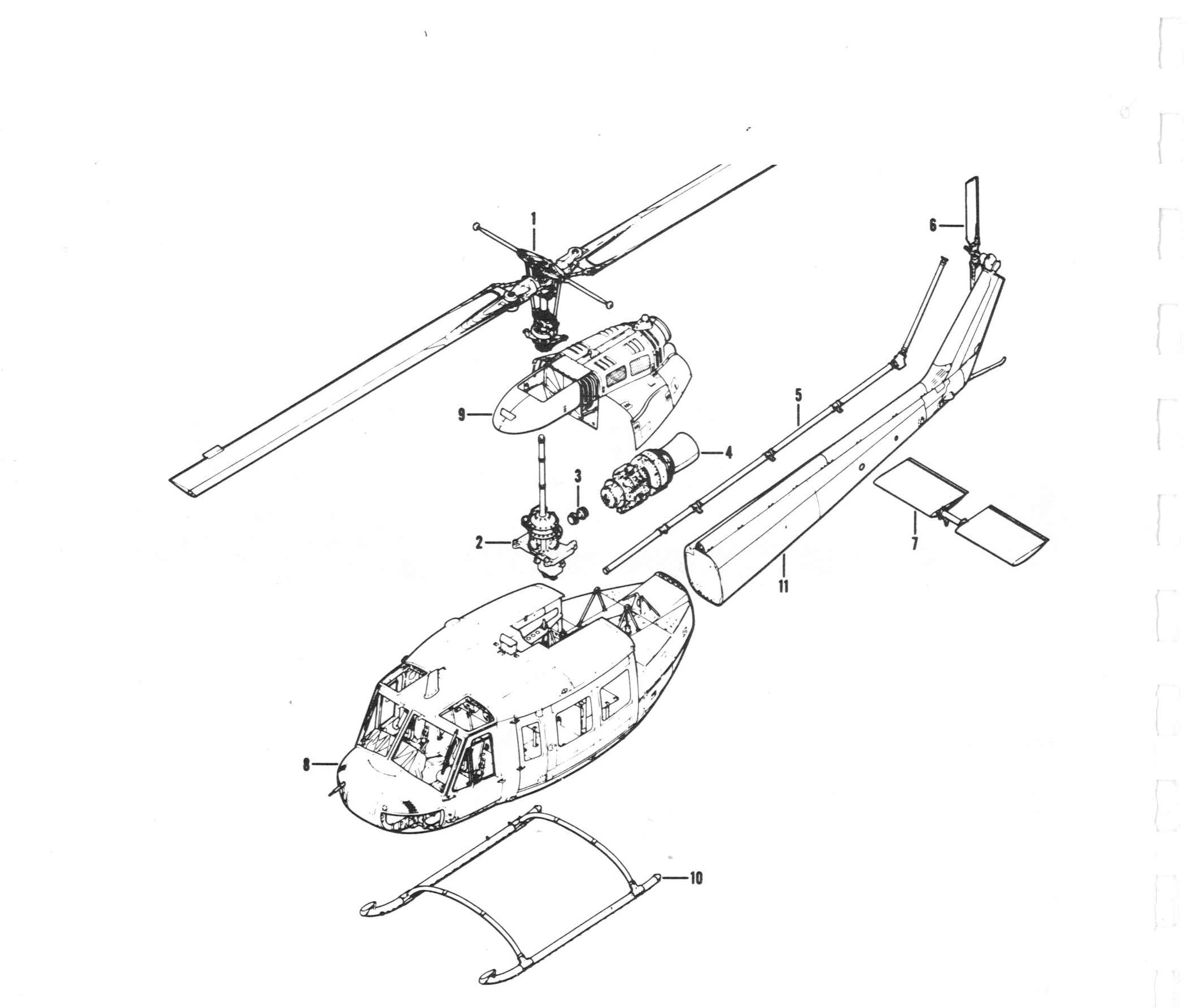 Helicopters Drawing At Getdrawings