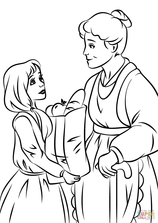 Helping Drawing At Getdrawings