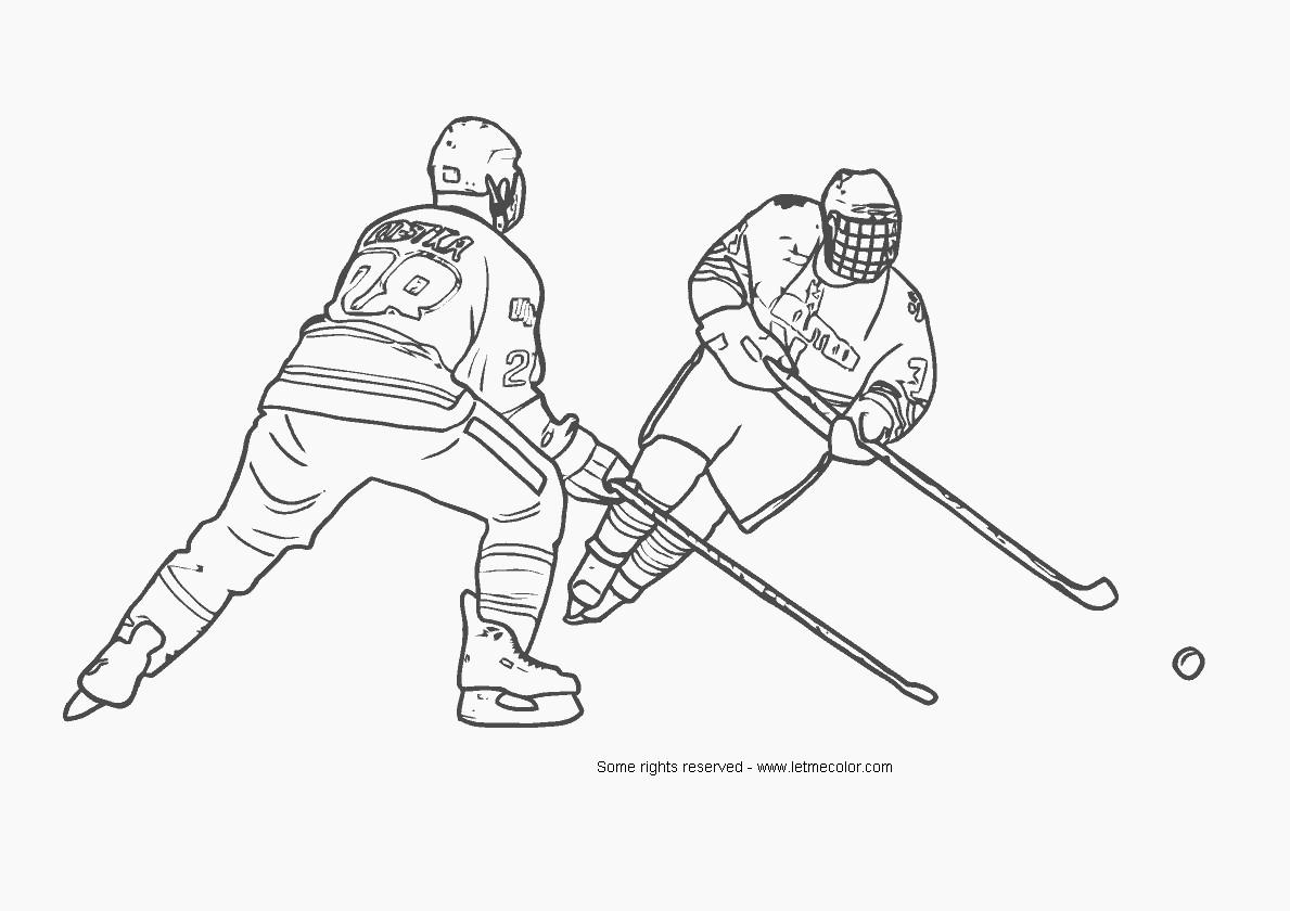 Hockey Rink Drawing At Getdrawings