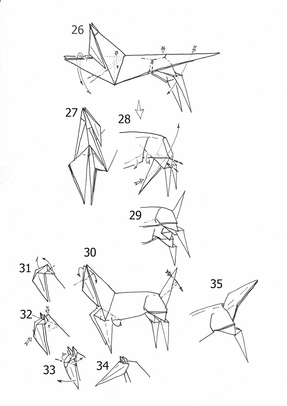 Horse Step By Step Drawing At Getdrawings