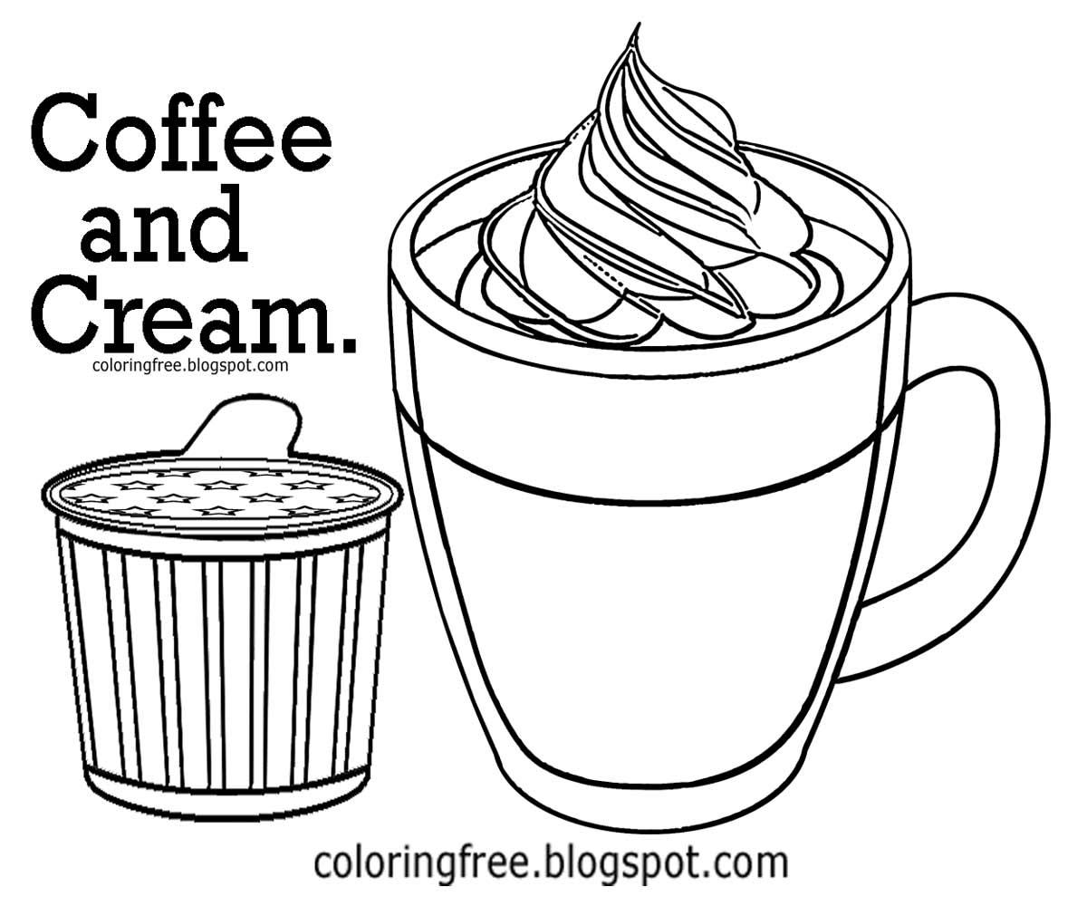 Hot Chocolate Drawing At Getdrawings