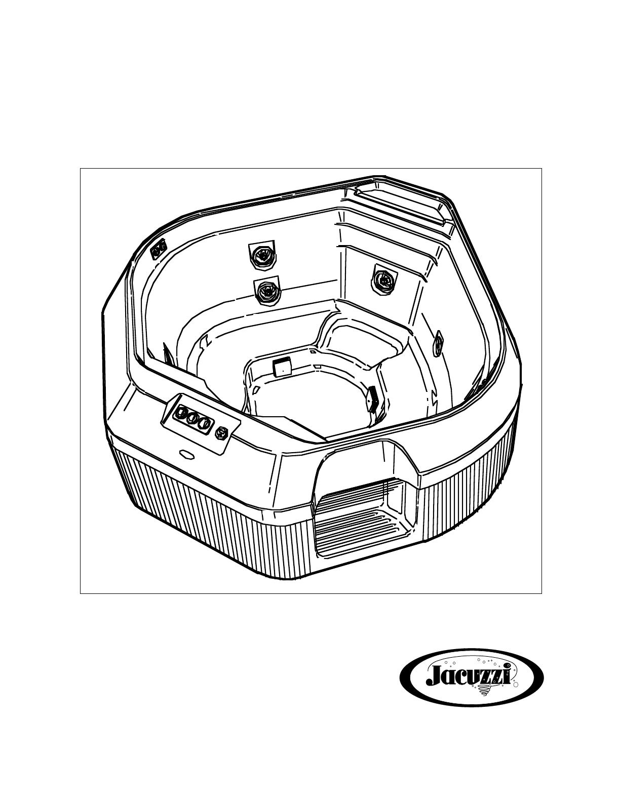 Hot Tub Drawing At Getdrawings
