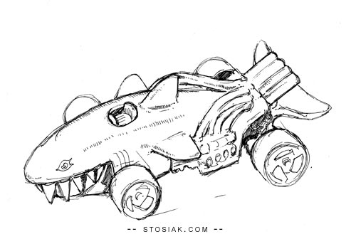 hot wheel coloring pages # 30