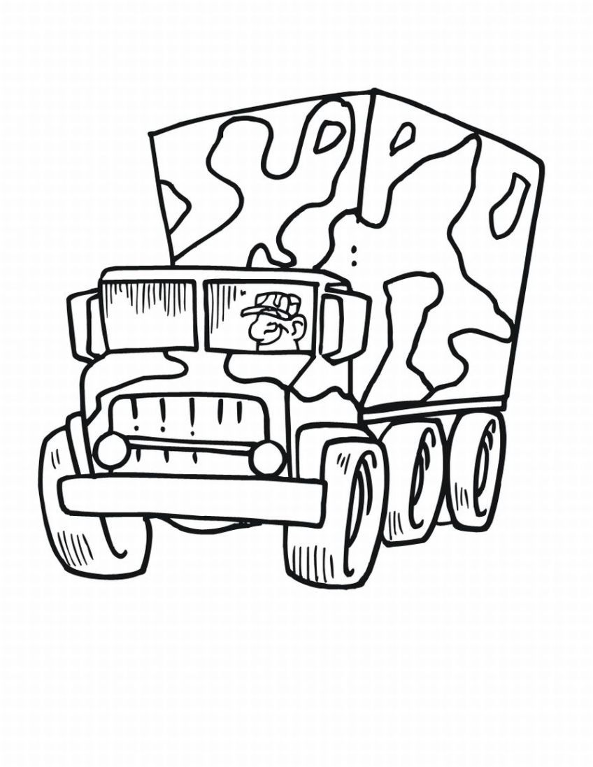 848x1097 army coloring pages