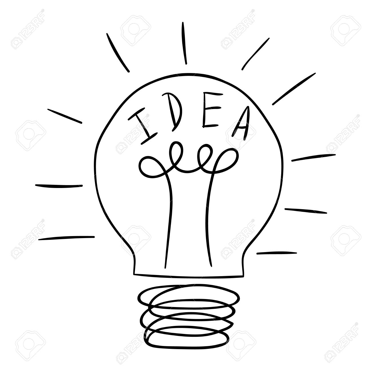 Idea Drawing At Getdrawings