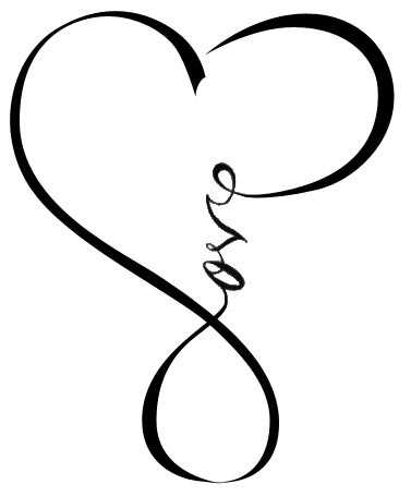 Download Infinity Sign Drawing at GetDrawings | Free download