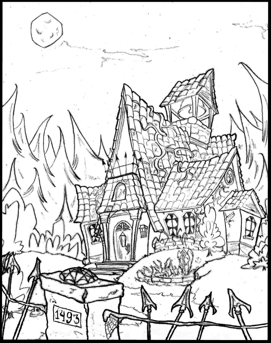 Inside house drawing at getdrawings free for personal use