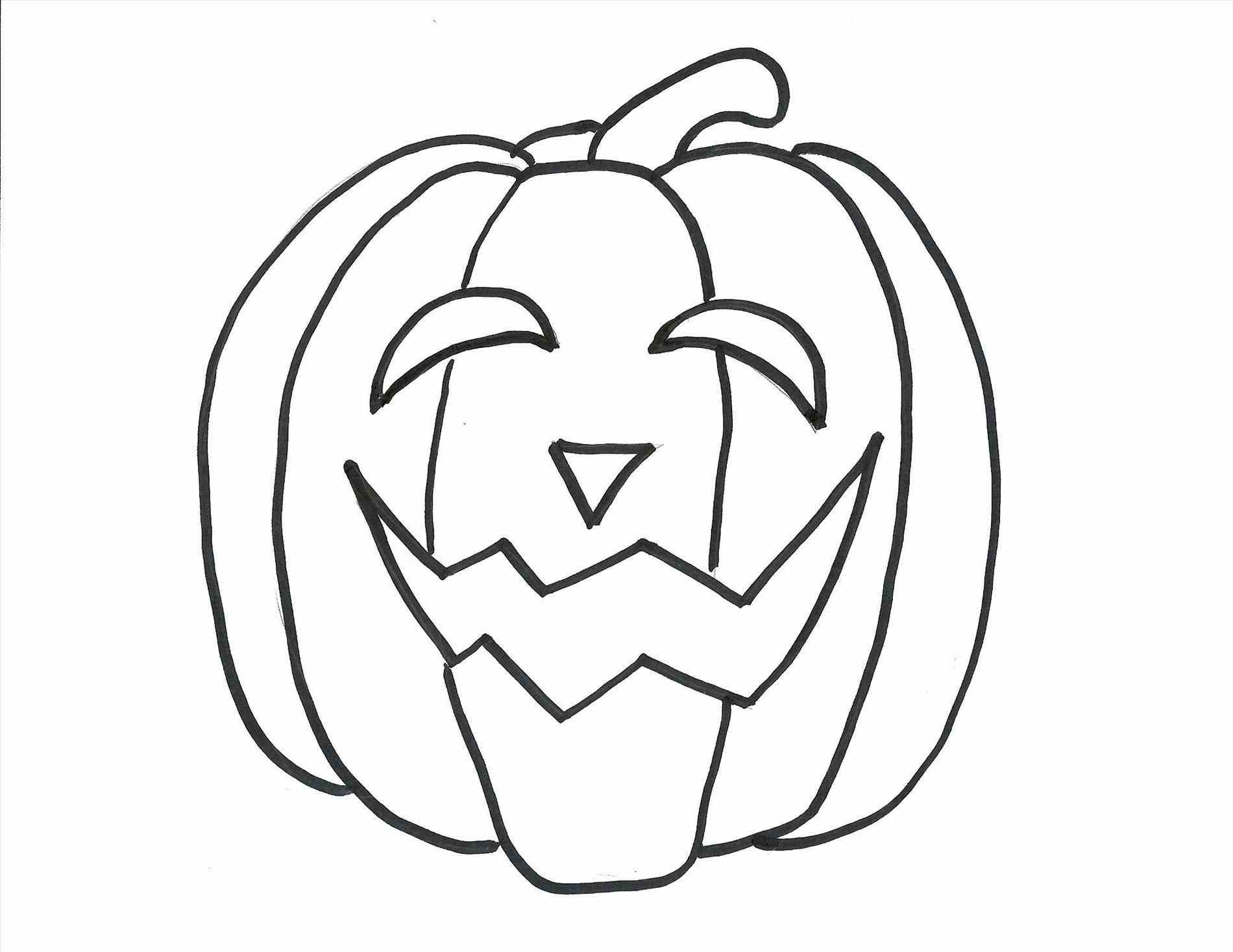 Jack O Lantern Drawing At Getdrawings