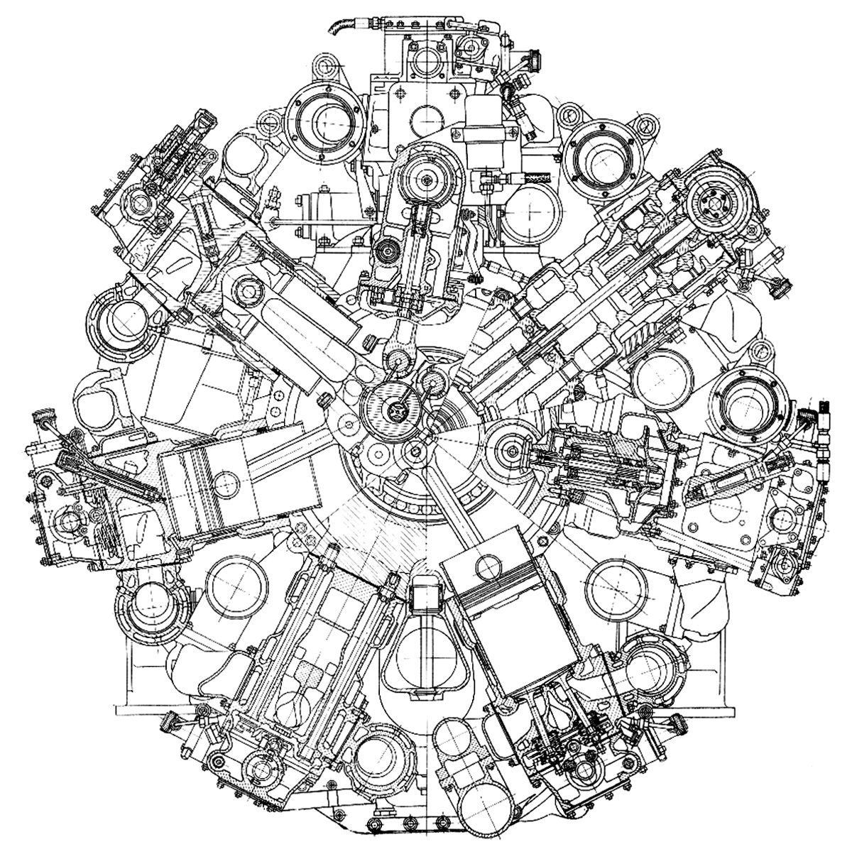 The Best Free Engine Drawing Images Download From Free Drawings Of Engine At Getdrawings