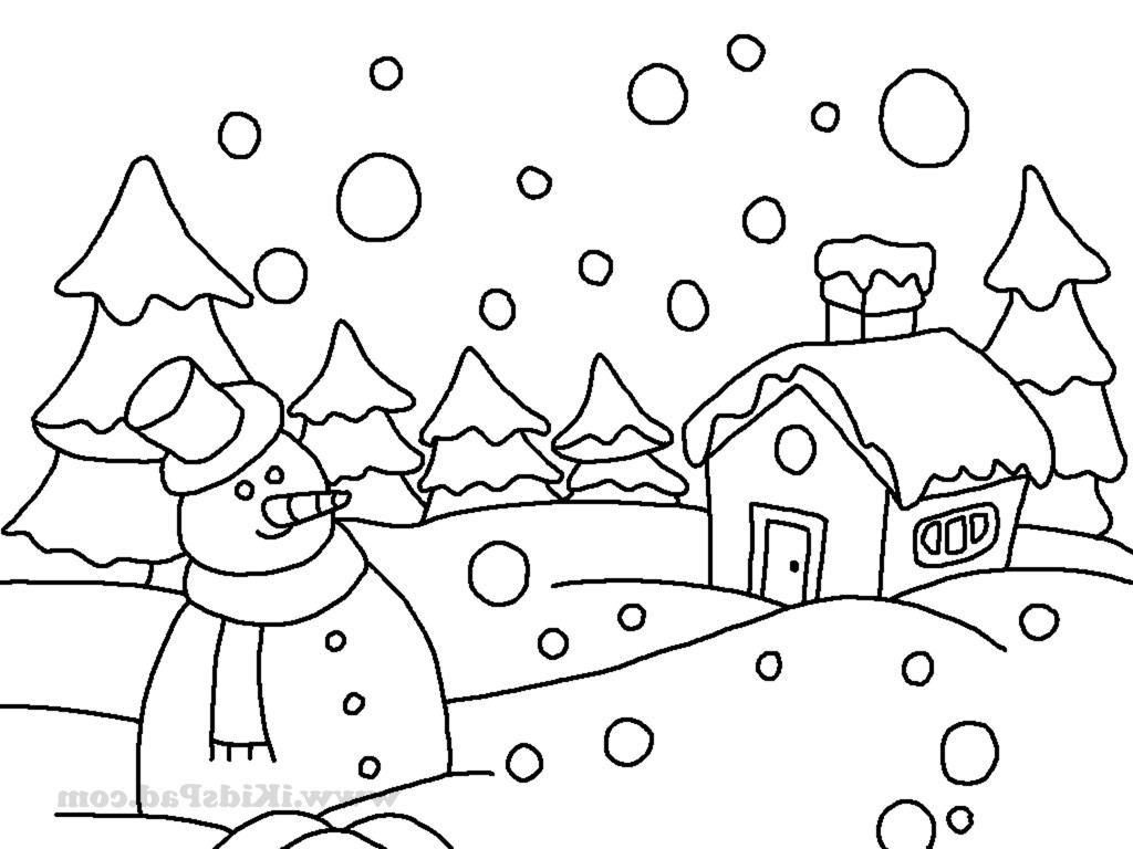 Kids Nature Drawing At Getdrawings