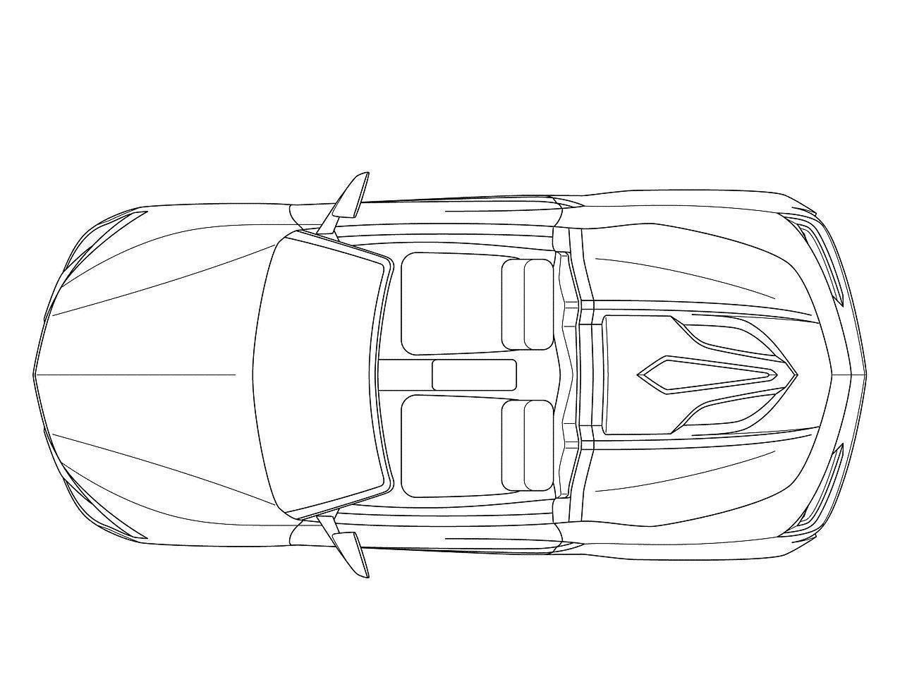 Lamborghini Drawing Pictures At Getdrawings