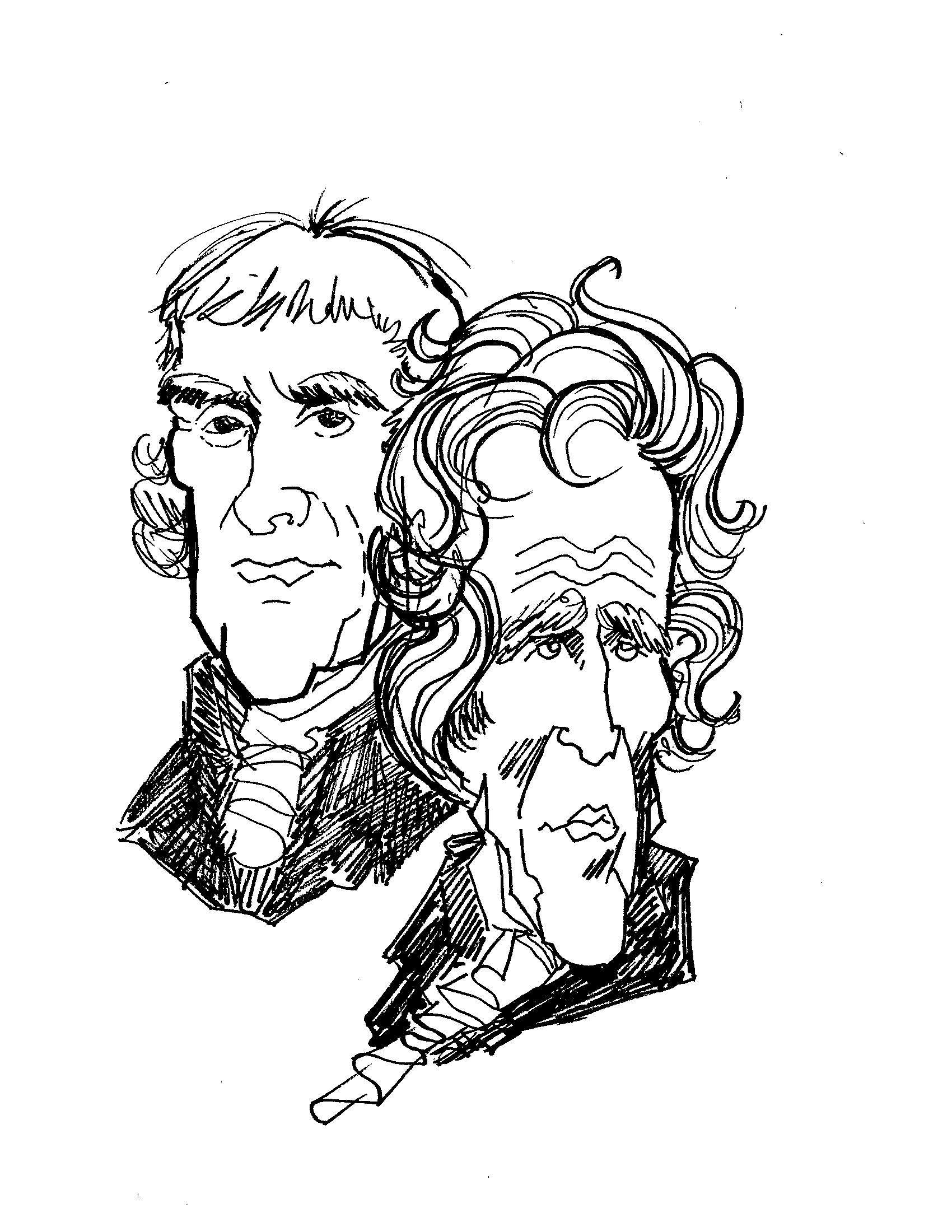 Lewis And Clark Drawing At Getdrawings