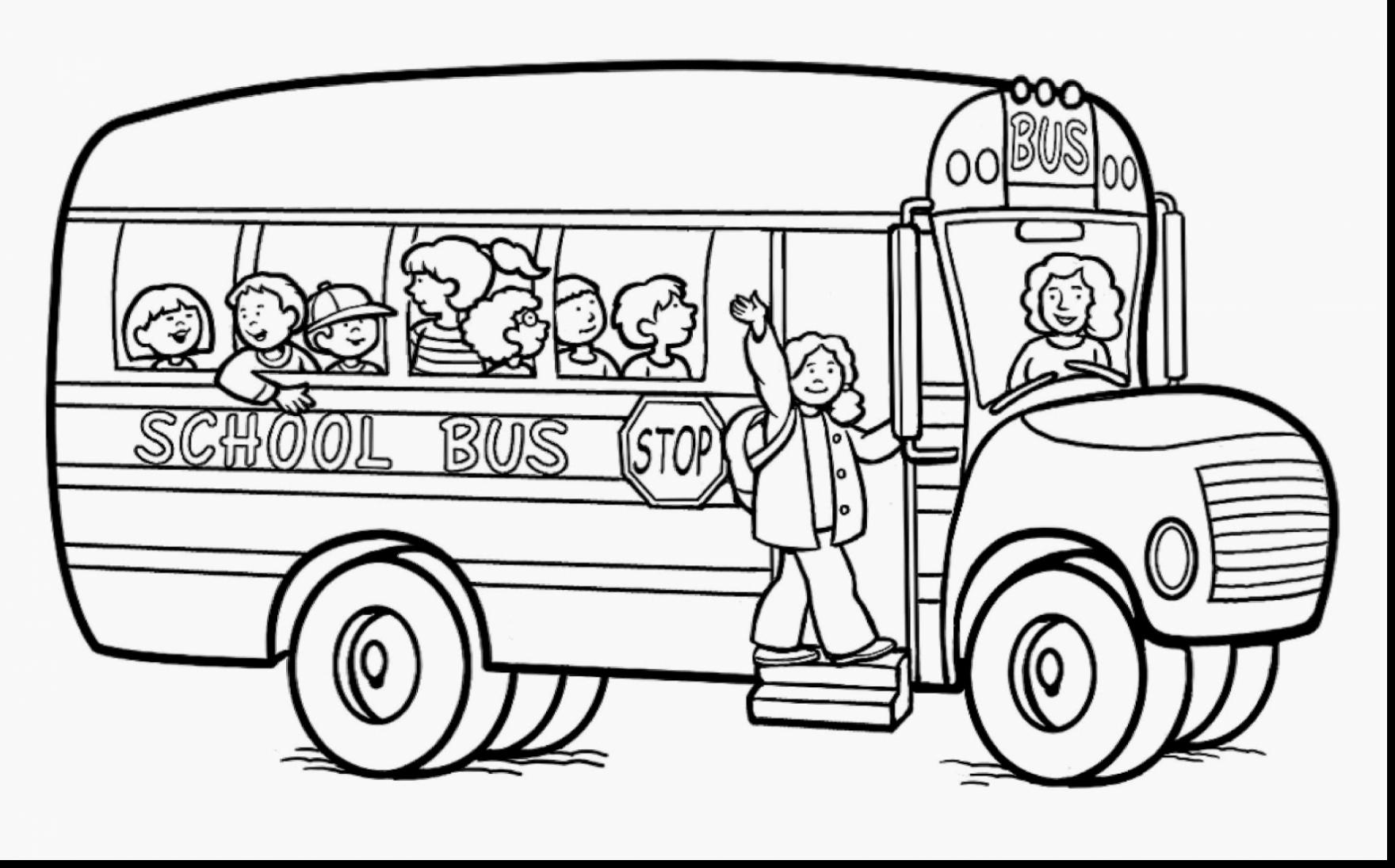 Magic School Bus Drawing At Getdrawings