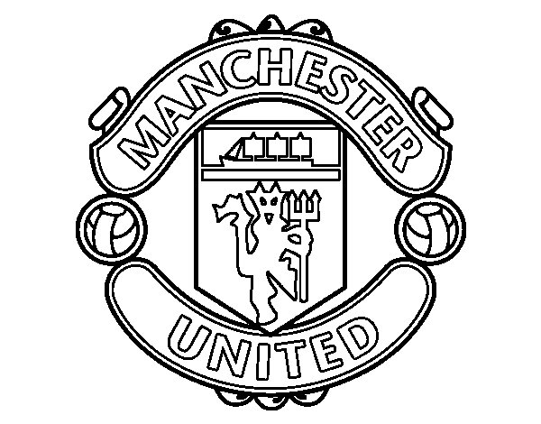 Manchester United Drawing At Free For
