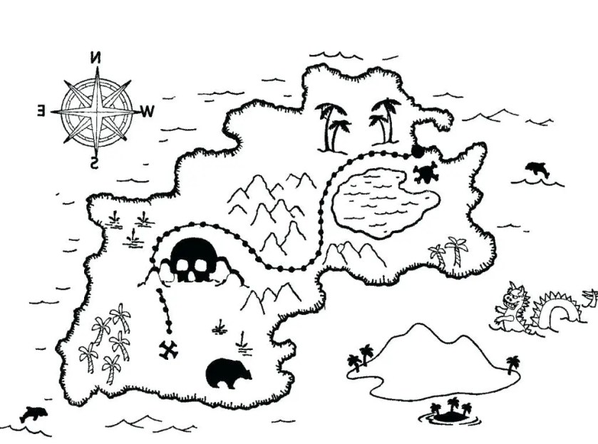 map drawing for kids at getdrawings  free download