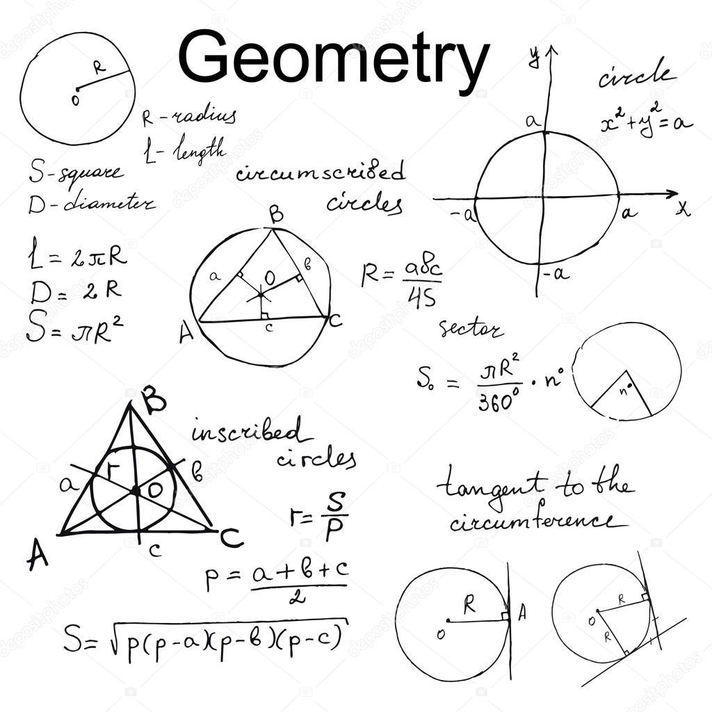 Mathematics Drawing At Getdrawings