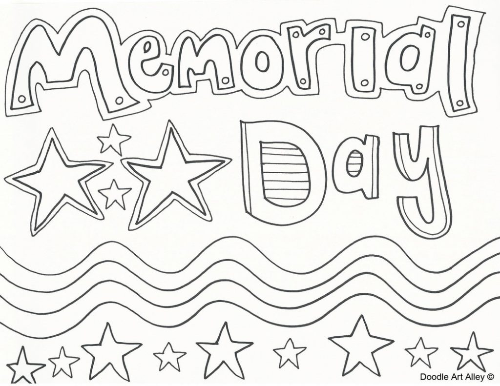 Memorial Day Drawing At Getdrawings