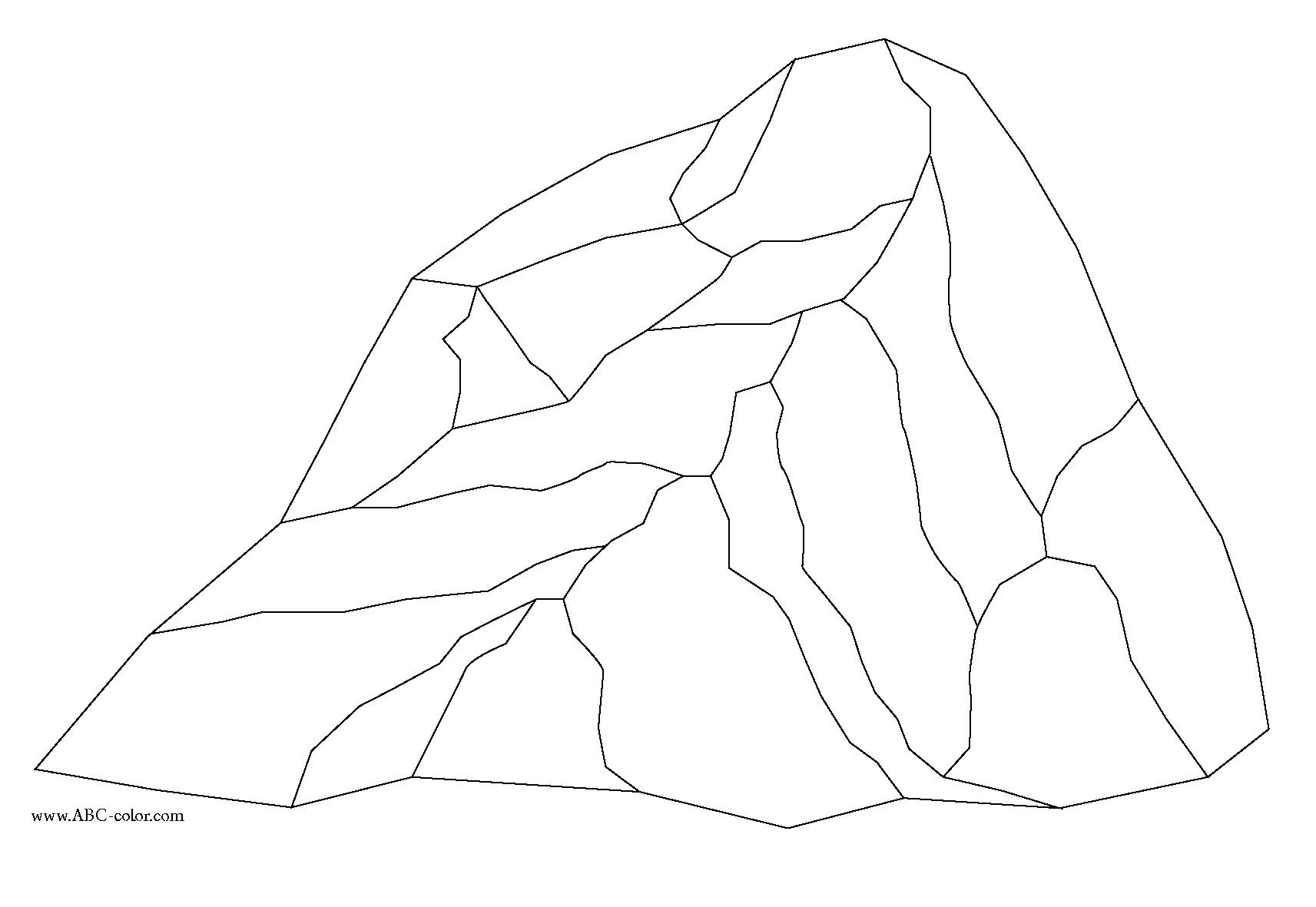 Metamorphic Rock Drawing At Getdrawings