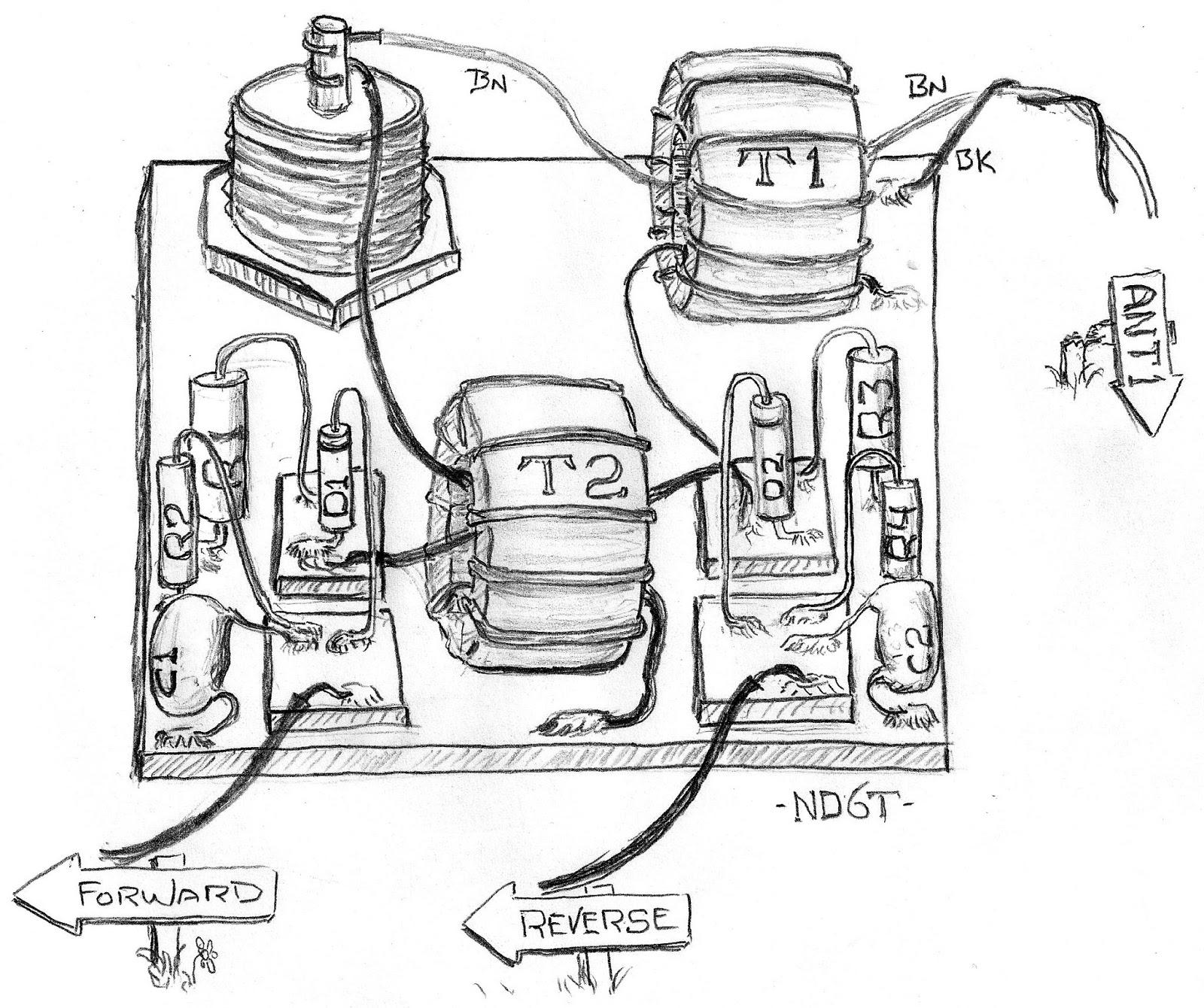 Power Meter Schematic