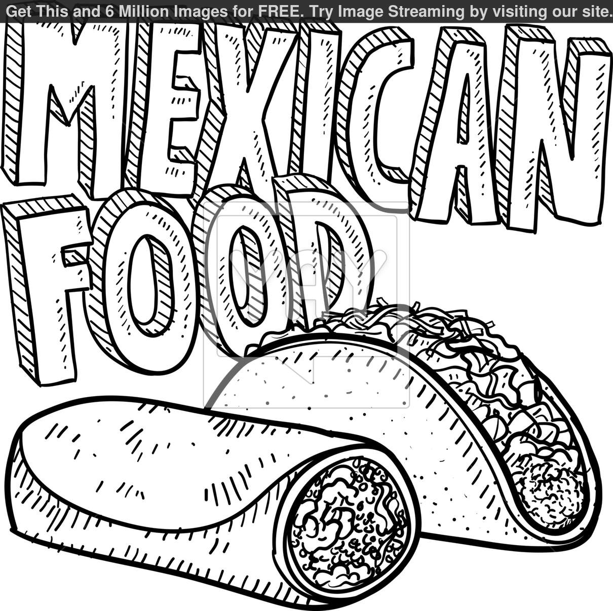 Mexican Culture Drawing At Getdrawings