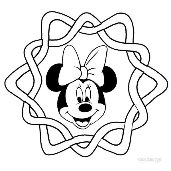 minnie mouse zeichnen # 61