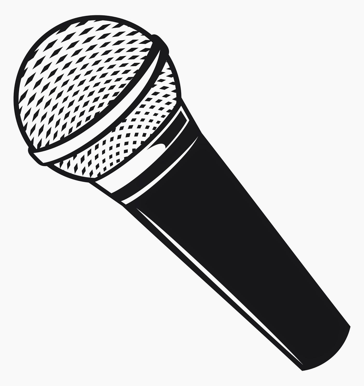 Microphone Drawing At Getdrawings