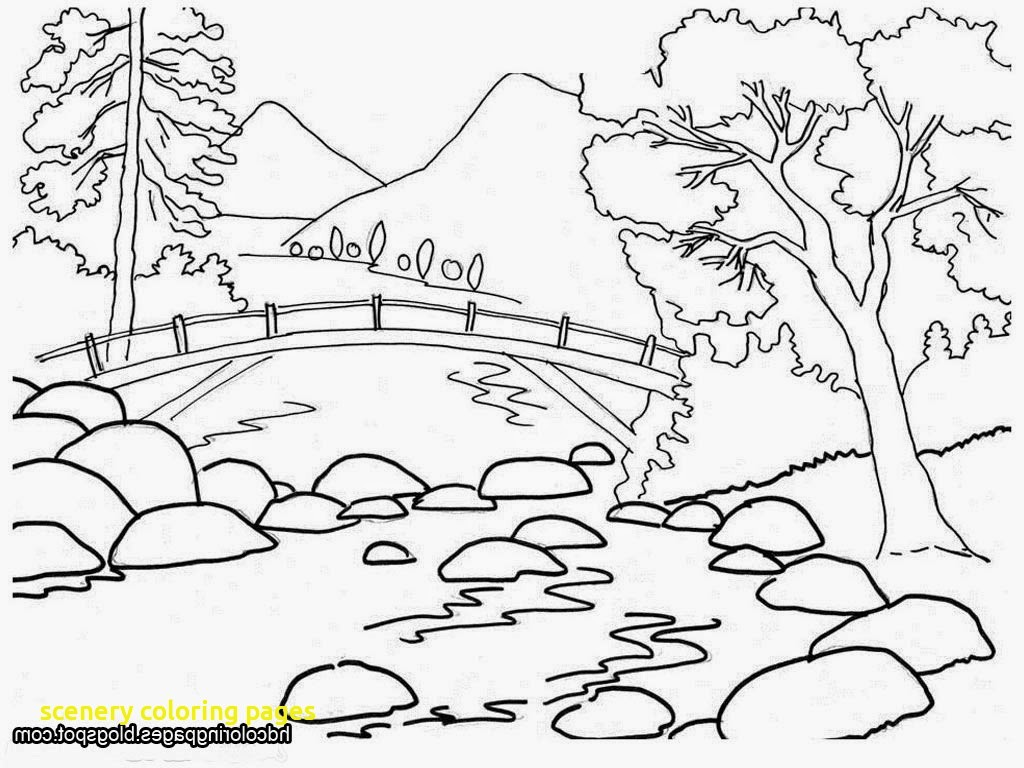 Nature Drawing For Kids At Getdrawings