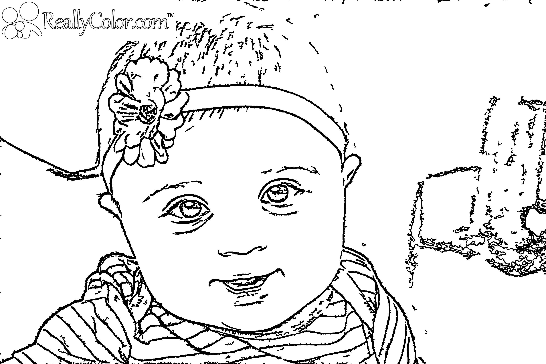 Newborn Baby Drawing At Getdrawings