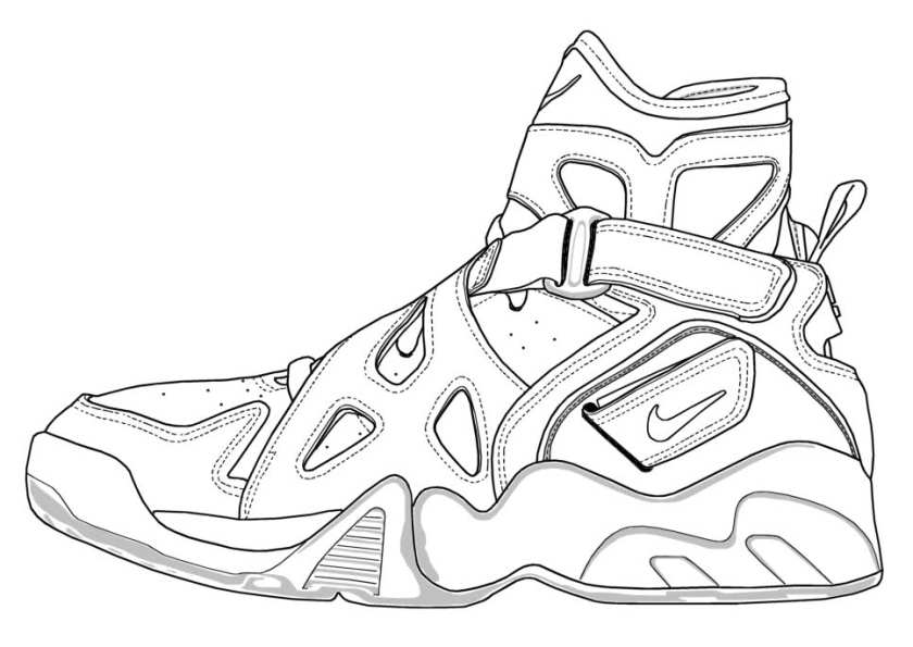 nike air force 1 drawing at getdrawings  free download