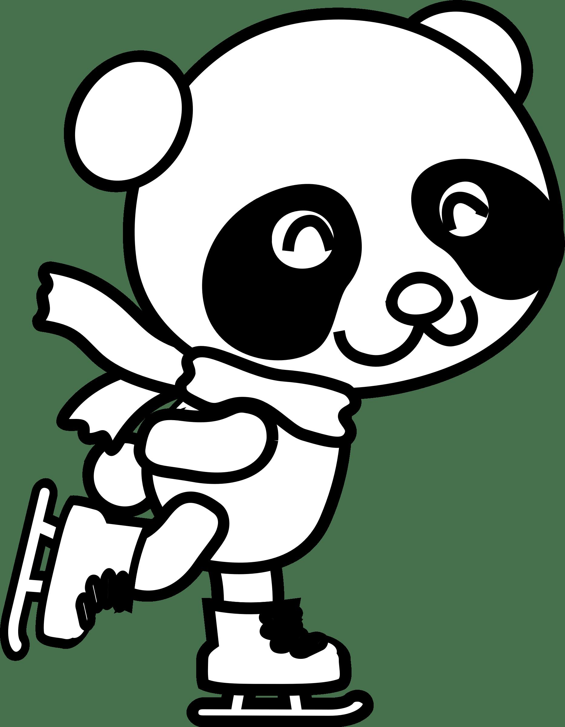 Panda Drawing Pictures At Getdrawings