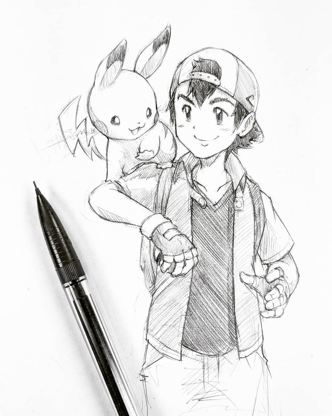 Cadillac symbol drawing pikachu pencil drawing