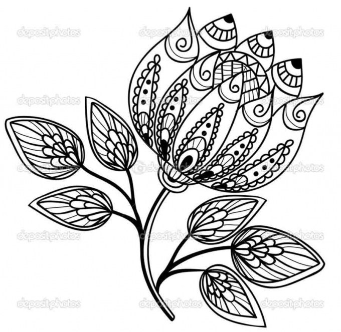 Simple pretty pictures to draw wallpaper stock pretty flower drawing at getdrawings com free for personal use mightylinksfo