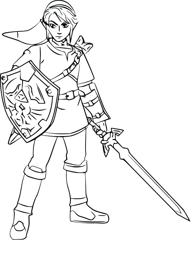 princess zelda drawing at getdrawings  free download