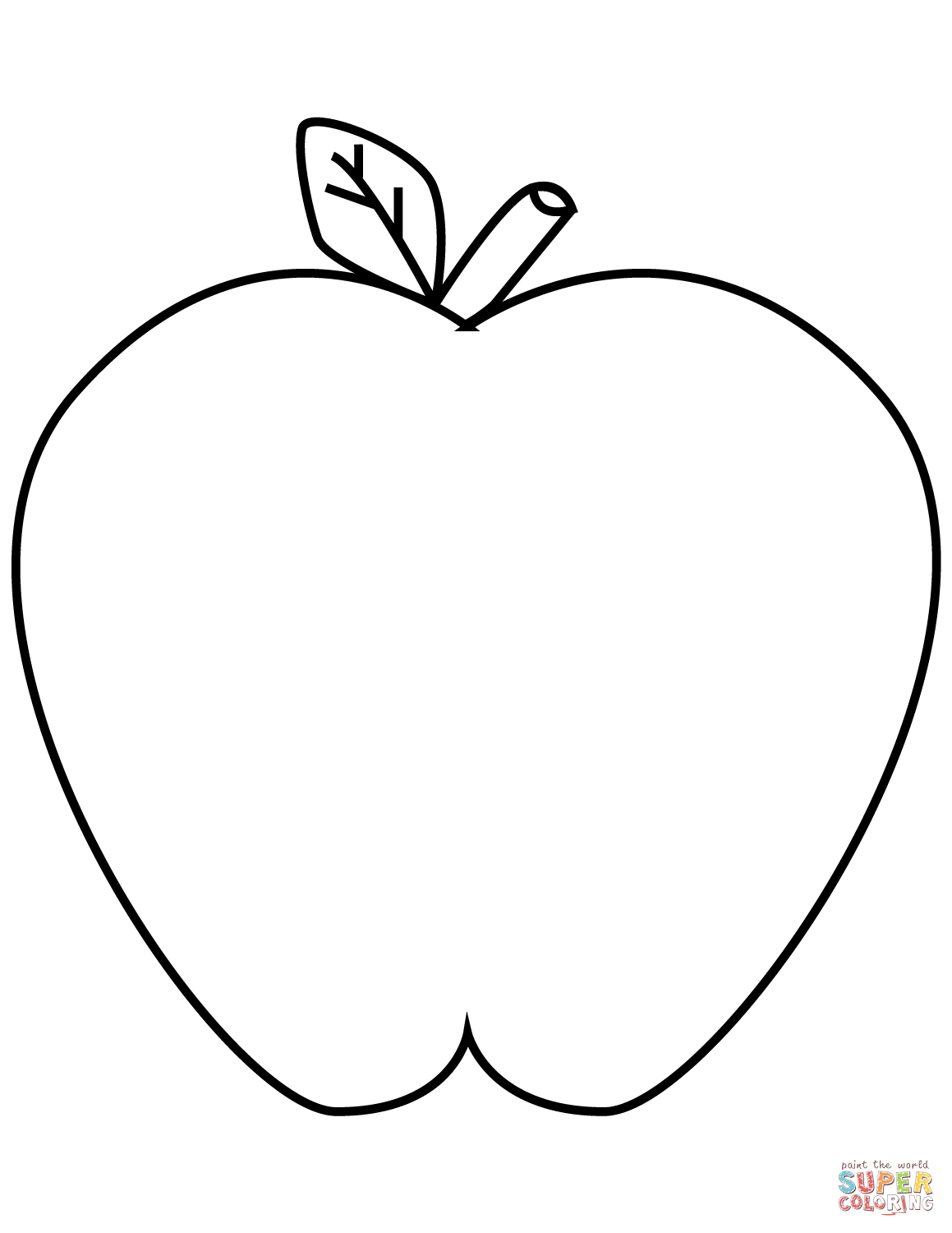 Realistic Apple Drawing At Getdrawings