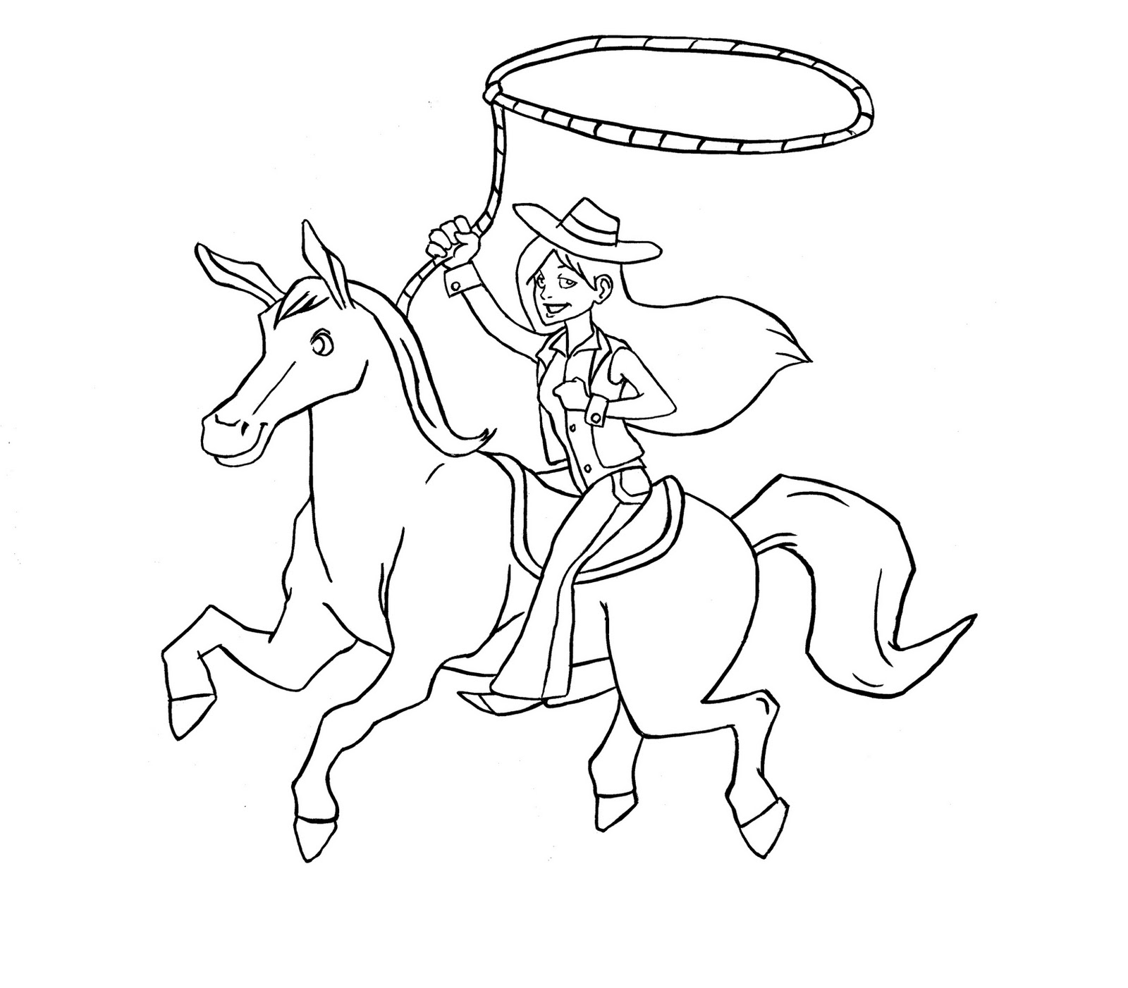 The Best Free Cowgirl Drawing Images Download From 139