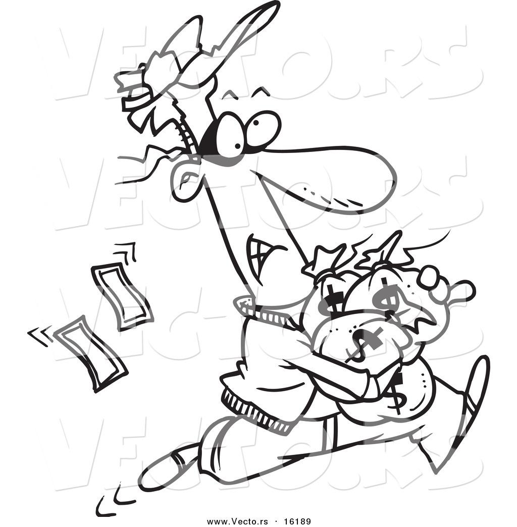 Robber Drawing At Getdrawings