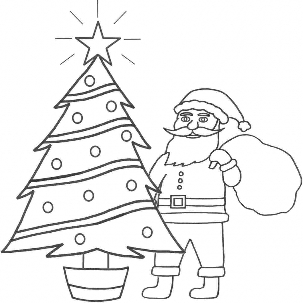 Santa Claus Pencil Drawing At Getdrawings