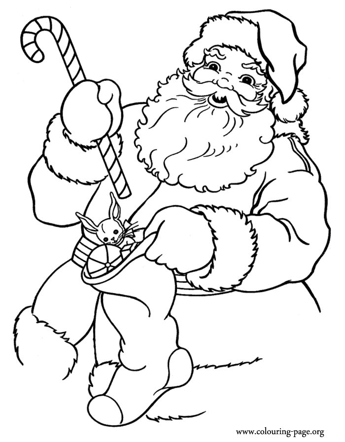 santa pencil drawing at getdrawings  free download