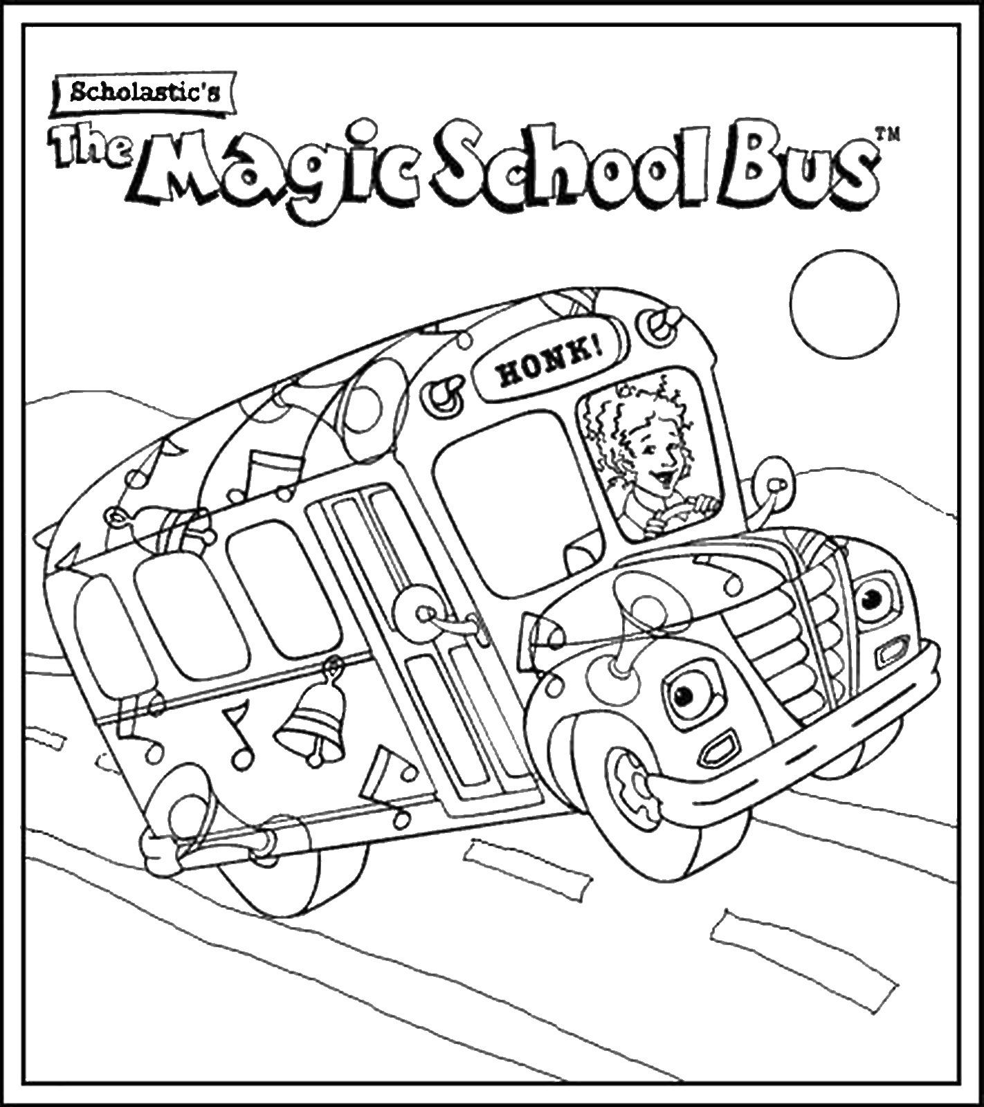 School Buses Drawing At Getdrawings