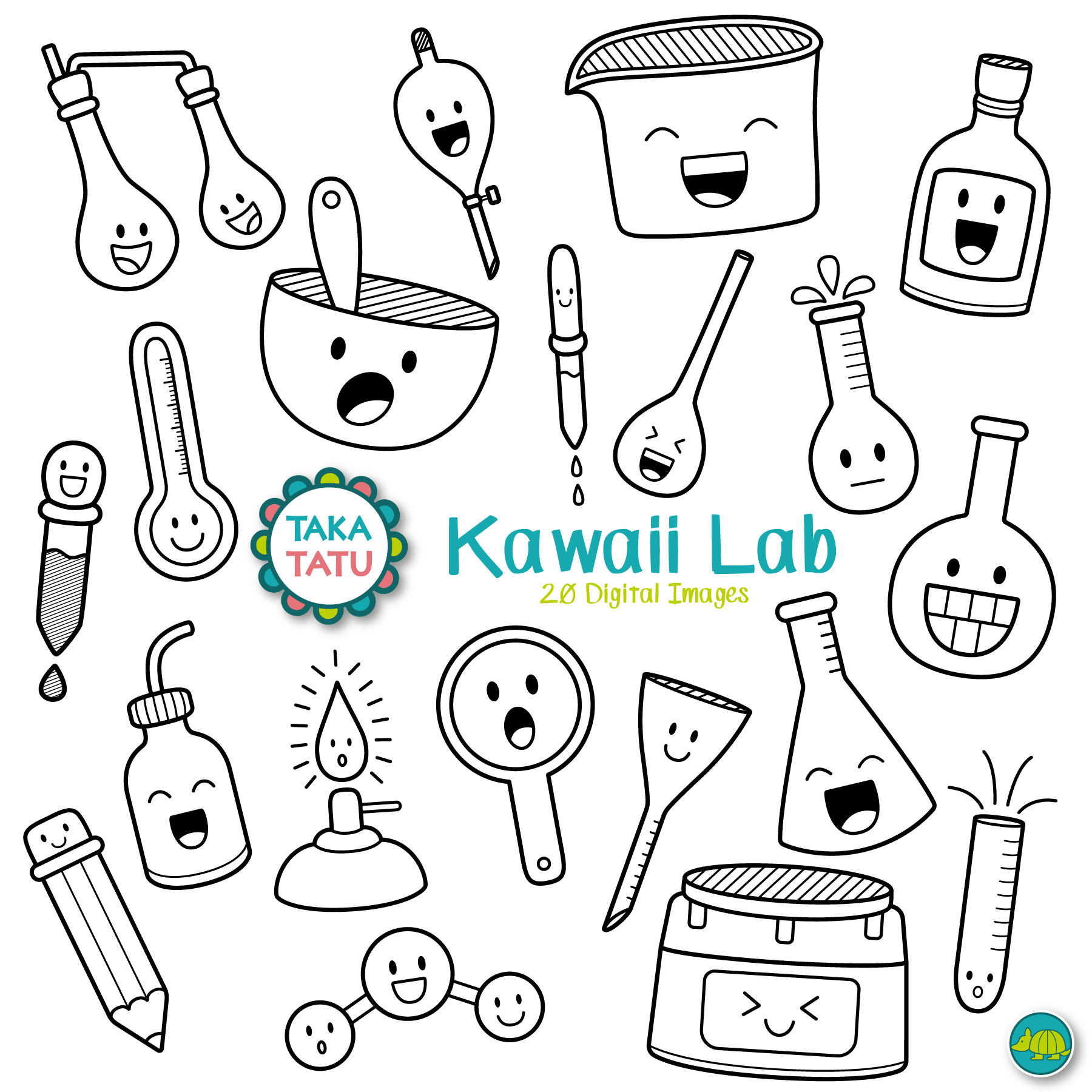 Science Lab Drawing At Getdrawings
