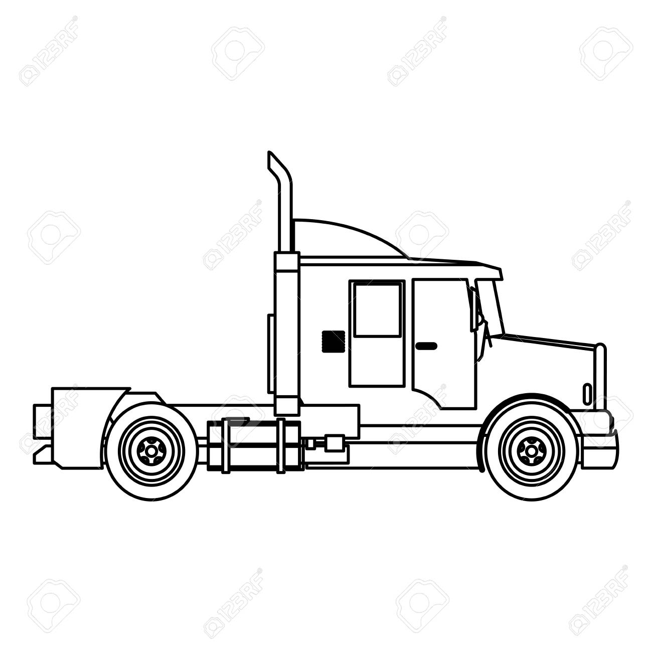 32 Tractor Trailer Pre Trip Inspection Diagram