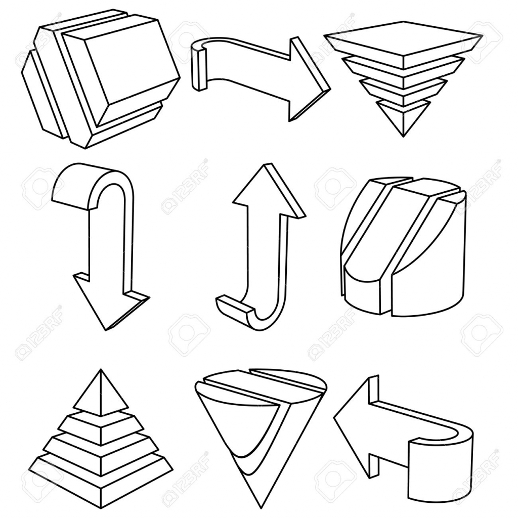 The Best Free Geometric Drawing Images Download From