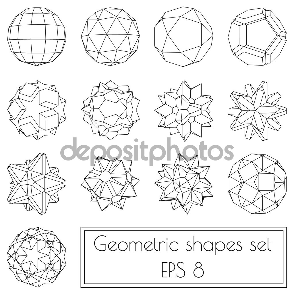 Shapes For Drawing At Getdrawings
