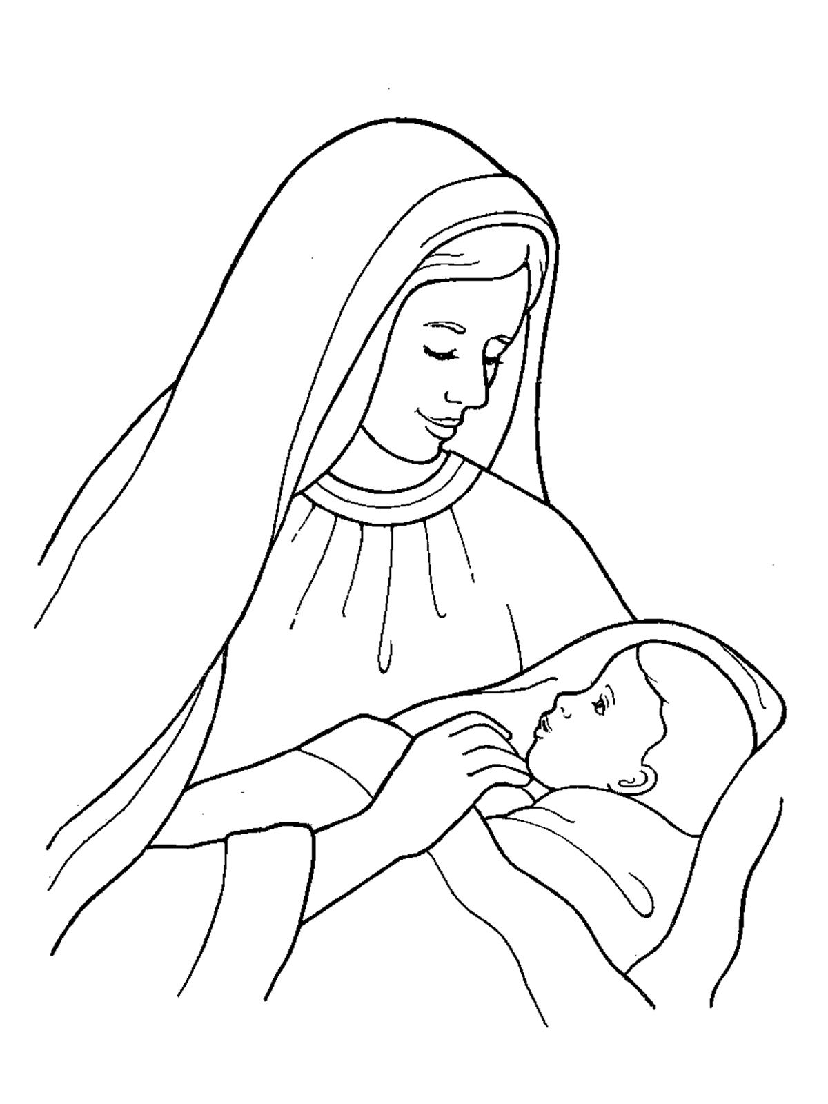 Simple Drawing Of Jesus At Getdrawings