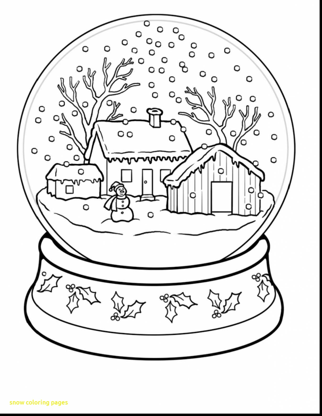 The Best Free Snow Drawing Images Download From Free