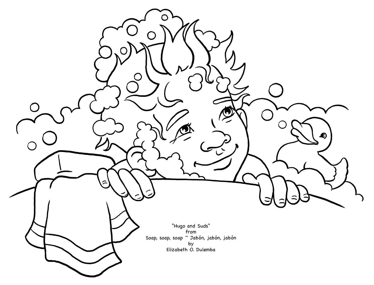 Soap Drawing At Getdrawings
