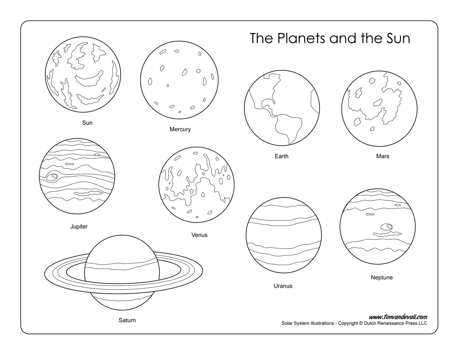 Solar System Drawing Tumblr At Getdrawings