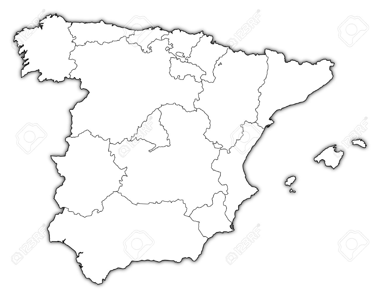 The Best Free Spain Drawing Images Download From 149 Free