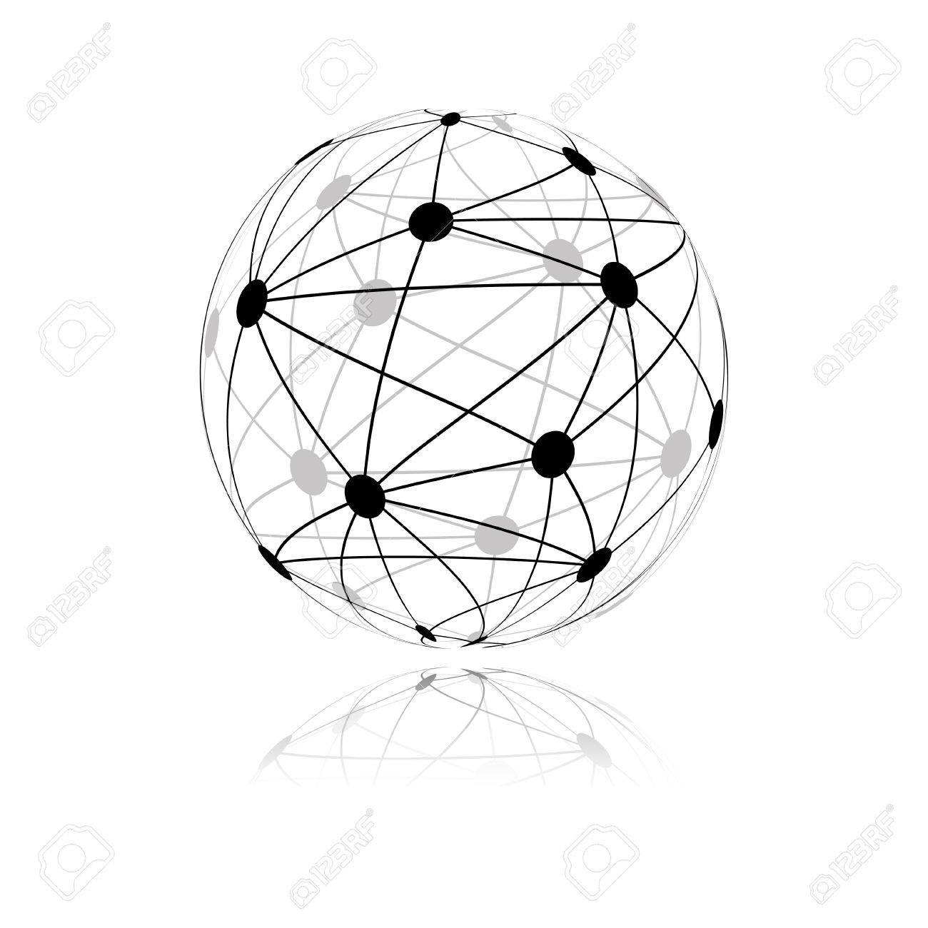 Sphere Drawing At Getdrawings