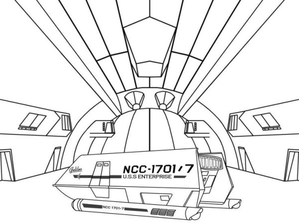 star trek coloring pages # 40